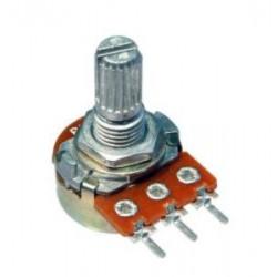 Potenziometro rotativo serie 16A